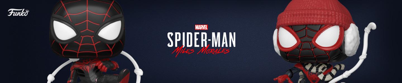 Funko POP! Marvel: Miles Morales