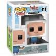 Фигурка Funko POP! Vinyl: Adventure Time/Minecraft: Finn