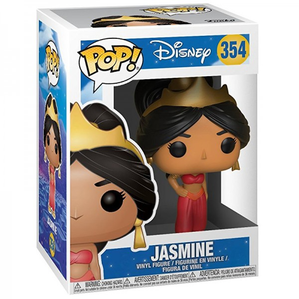 Фигурка Funko POP! Vinyl: Disney: Aladdin: Jasmine