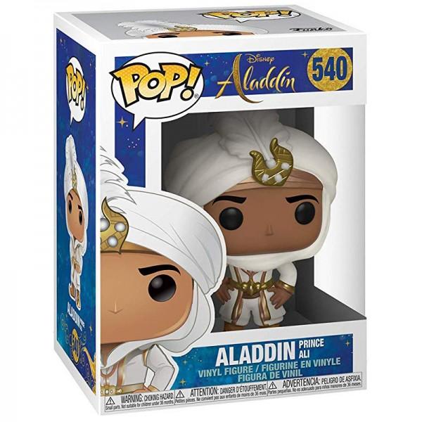 Фигурка Funko POP! Vinyl: Disney: Aladdin (Live): Prince Ali