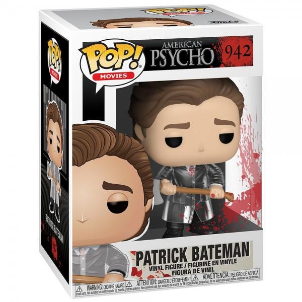 Фигурка Funko POP!: American Psycho: Patrick with Axe