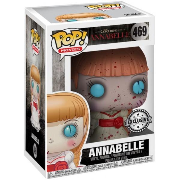 Фигурка Funko POP! Vinyl: Horror: Annabelle Bloody (Эксклюзив)