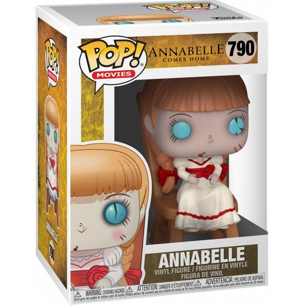 Фигурка Funko POP! Vinyl: Horror: Annabelle: Annabelle in Chair