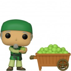 Фигурка Funko POP! Vinyl: POP! Vinyl: NYCC Exc: Avatar: 2PK Cabbage Man & Cart (Эксклюзив)