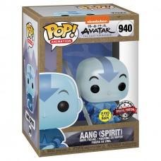 Фигурка Funko POP! Animation: Avatar: Spirit Aang (GW) (Exc)