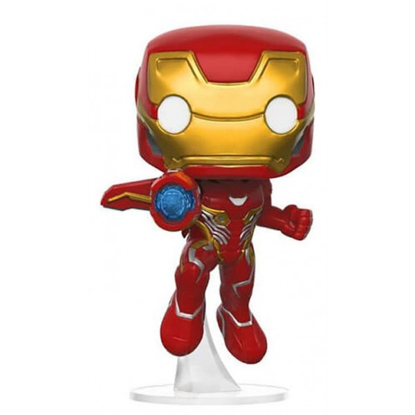 Фигурка Funko POP! Bobble: Marvel: Avengers Infinity War: Железный человек
