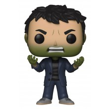Фигурка Funko POP! Bobble: Marvel: Avengers Infinity War S2: Banner w/ Hulk Head