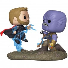 Фигурка Funko POP! Vinyl: Marvel: Movie Moments: Thor vs Thanos