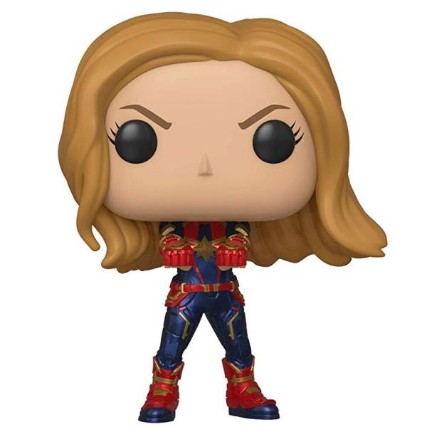 Фигурка Funko POP! Bobble: Marvel: Avengers Endgame: Кэрол Дэнверс