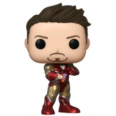 Фигурка Funko POP! Bobble: NYCC Exc: Marvel: Avengers Endgame: Iron Man w/Gauntlet (Эксклюзив)