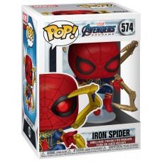 Фигурка Funko POP! Bobble: Marvel: Avengers Endgame: Iron Spider with Nano Gauntlet