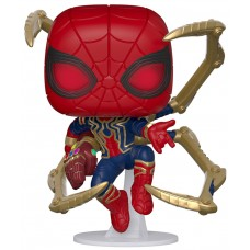 Фигурка Funko POP! Bobble: Marvel: Avengers Endgame: Iron Spider with Nano Gauntlet