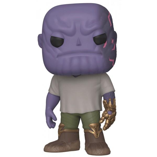 Фигурка Funko POP! Bobble: Marvel: Avengers Endgame: Thanos in the garden