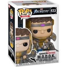 Фигурка Funko POP! Bobble: Marvel: Avengers Game: MODOK