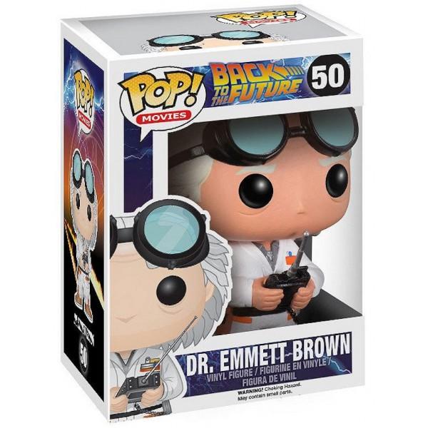 Фигурка Funko POP! Vinyl: BTTF: Doc Brown
