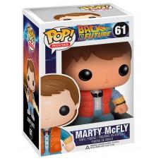 Фигурка Funko POP! Vinyl: BTTF: Marty McFly