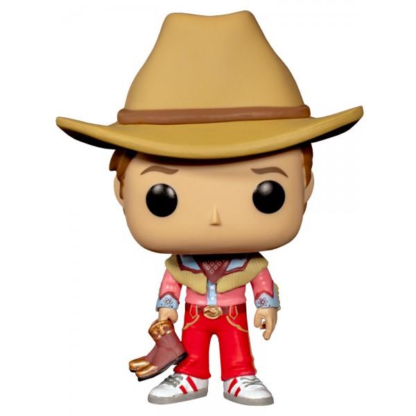 Фигурка Funko POP! Vinyl: BTTF: Marty McFly Cowboy (Эксклюзив)