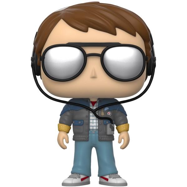 Фигурка Funko POP! Vinyl: BTTF: Marty with Glasses