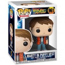Фигурка Funko POP! Vinyl: BTTF: Marty in Puffy Vest