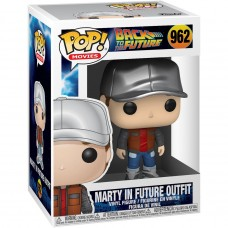 Фигурка Funko POP! Vinyl: BTTF: Marty in Future Outfit