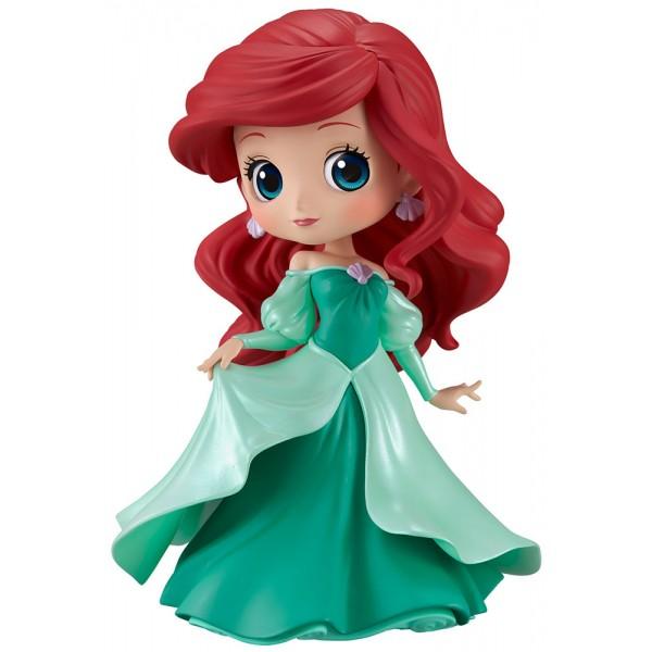 Фигурка Q posket Disney Characters: Ariel Princess Dress (Green Dress)