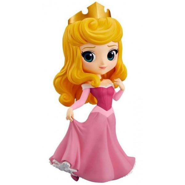 Фигурка Q Posket Disney Characters: Princess Aurora (Pink Dress )