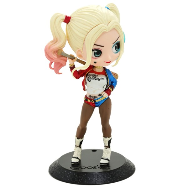 Фигурка Q Posket Suicide Squad: Harley Quinn (Normal color)
