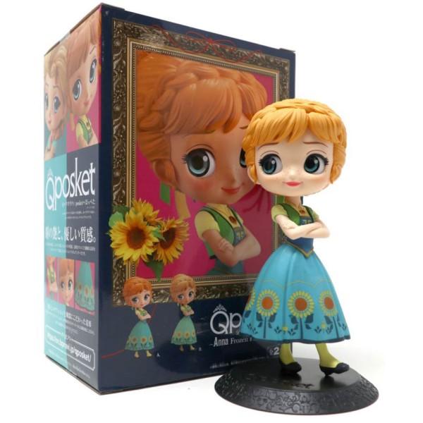 Фигурка Q Posket Disney Characters: Anna Surprise Coordinate