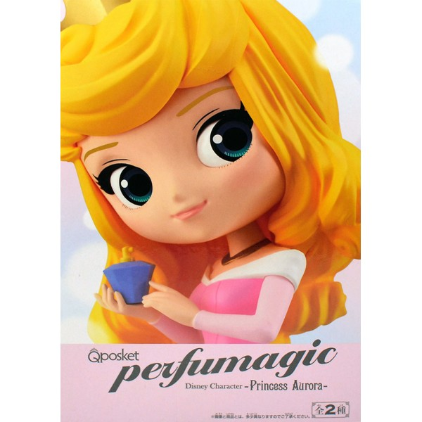 Фигурка Q Posket Perfumagic Disney Characters: Princess Aurora (Ver B)