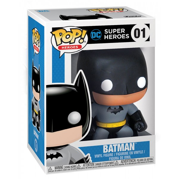 Фигурка Funko POP! Vinyl: DC: Black Batman