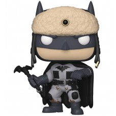 Фигурка Funko POP! Vinyl: DC: Batman 80th: Red Son Batman (2003)