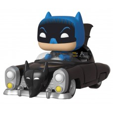 Фигурка Funko POP! Rides: Batman 80th: 1950 Batmobile (MT) (Эксклюзив)