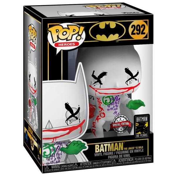 Фигурка Funko POP! Vinyl: DC: Jokers Wild Batman (Эксклюзив)