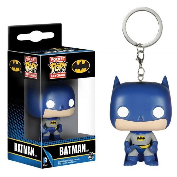 Брелок Funko Pocket POP! Keychain: DC: Бэтмен