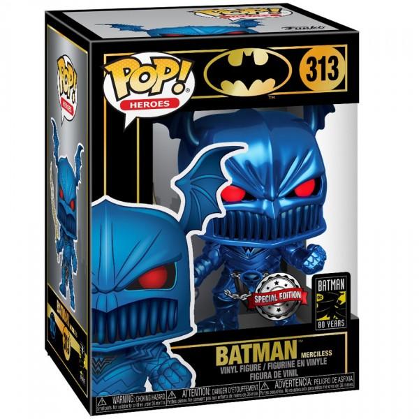 Фигурка Funko POP! Vinyl: DC: Batman 80th: Batman (Merciless) MT (Эксклюзив)