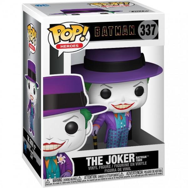 Фигурка Funko POP! Vinyl: DC: Batman 1989: Joker with Hat