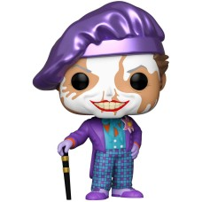 Фигурка Funko POP! Vinyl: DC: Batman 1989: Joker with Hat (Chase)