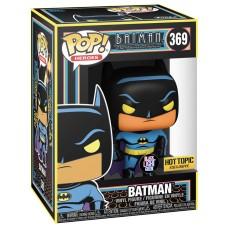 Фигурка Funko POP! DC: Black Light: Batman (Exc)