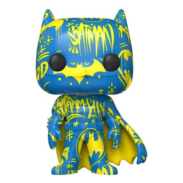 Фигурка Funko POP! Art Series DC Batman 02 Blue/Yellow (Exc)