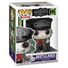 Фигурка Funko POP! Vinyl: Horror: Beetlejuice with Hat