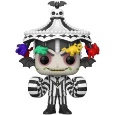 Фигурка Funko POP! Vinyl: Beetlejuice with Carousel Hat (Exc)