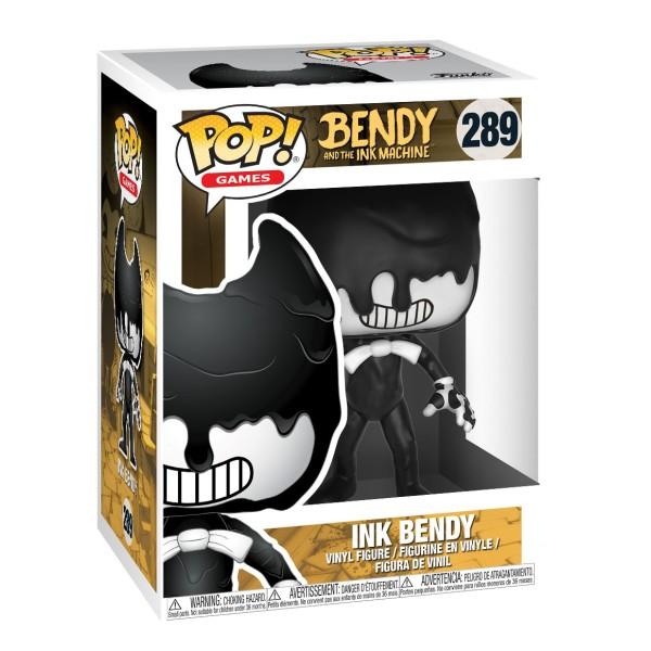 Фигурка Funko POP! Vinyl: Games: Бенди и чернильная машина: Ink Bendy