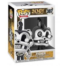 Фигурка Funko POP! Bendy and the Ink Machine: Fisher