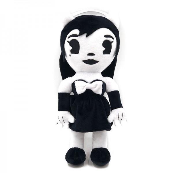 Алиса из игры Бенди и чернильная машина 30 см