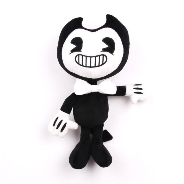Мягкая игрушка Бенди из игры Бенди и чернильная машина 30 см