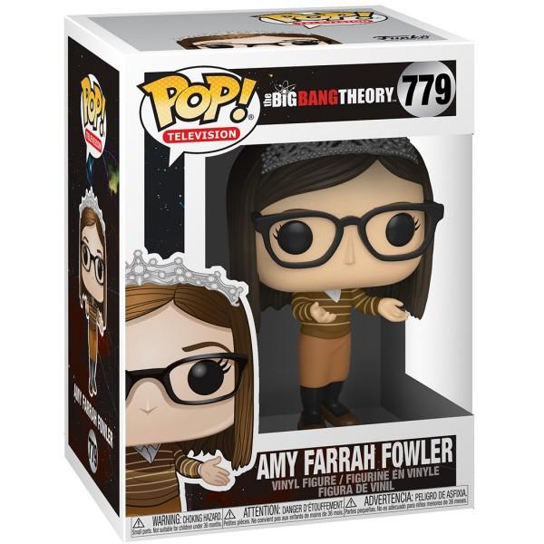 Эми Фара Фаулер (Amy Farrah Fowler) из сериала «Теория Большого взрыва»