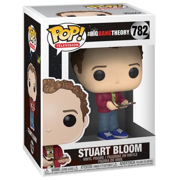 Стюарт Блум (Stuart Bloom) из сериала «Теория Большого взрыва»