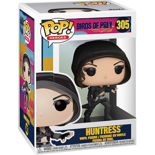Фигурка Funko POP! Vinyl: DC: Birds of Prey: Huntress