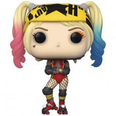 Фигурка Funko POP! Vinyl: DC: Birds of Prey: Harley Quinn (Roller Derby)
