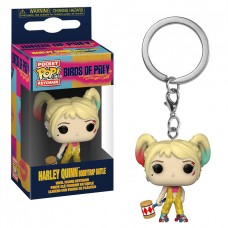 Брелок Funko Pocket POP! Birds of Prey: Harley Quinn (Boobytrap Battle)